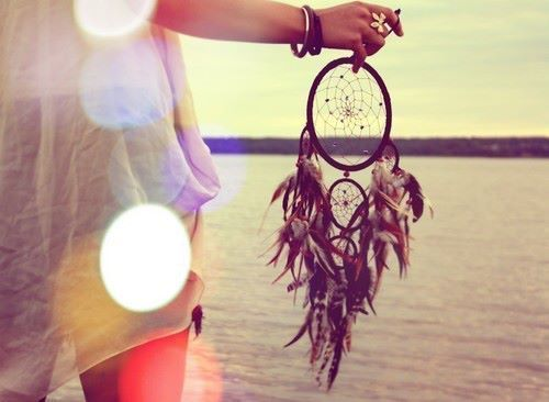 beach, dream catcher <3, girl, love, necklace