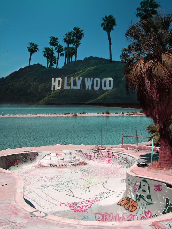 beach, hollywood, love, summer