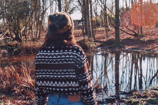 beanie, fashion, forest, hat, hipster