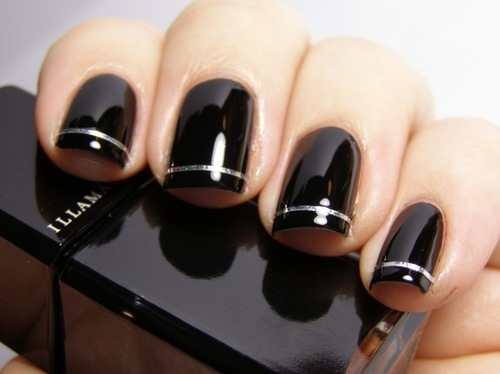 beatifuls, black, esmaltes, fashion, nail
