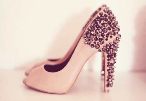 beautiful, beauty, fashion, glitter, heels, high, high heels, pink, shoes