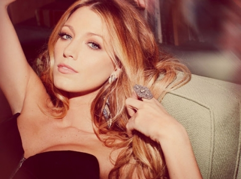 Blake Lively Pretty on Beautiful  Blake  Blake Lively  Fashion  Girl   Inspiring Picture On
