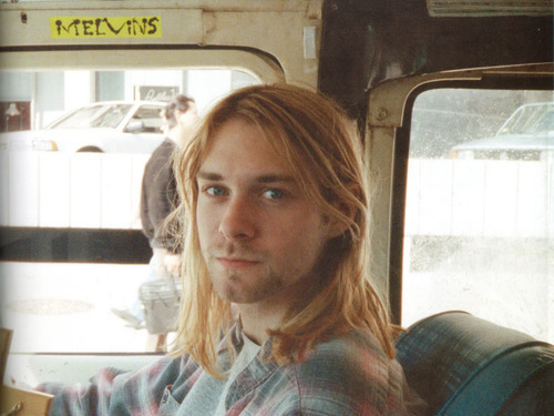 beautiful, blonde, cool, cute, hair, kurt cobain, music kurt kobain, photo, photography, pretty