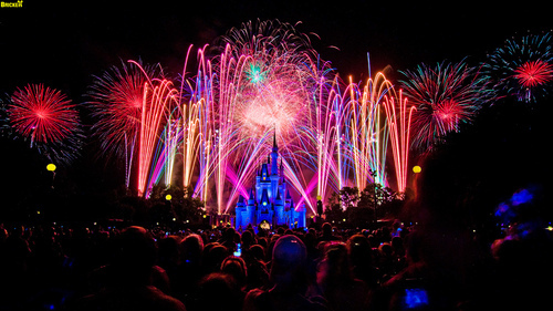 beautiful, blue, bright, castle, celebration