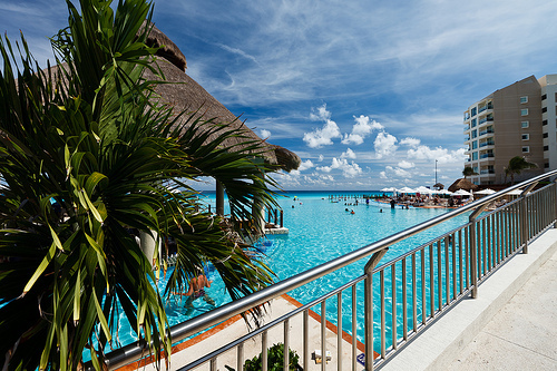 beautiful, blue, cute, paradise, photo, photograph, photography, pool, resort, water