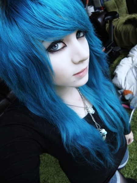 beautiful, blue, eye blue, girl, hair