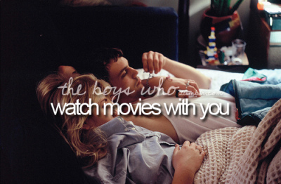 beautiful, boy, boyfriend, boys who, couple, cute, dream, every, girl, girls, love, movie, movies, pretty, watch, with you