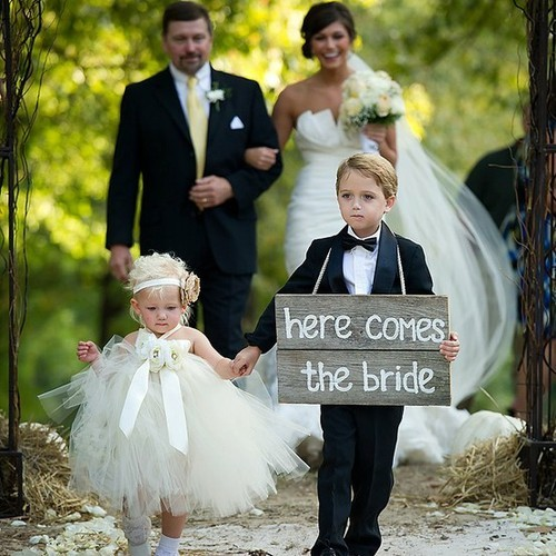 beautiful, boy, bride, bridesmaid, bridesman, cute, dad, girl, kids, love, marriage, nature, text, wedding, wedding dress, words