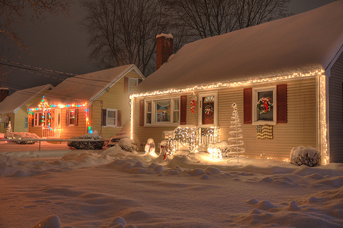 beautiful, christmas, cute, glamour, home