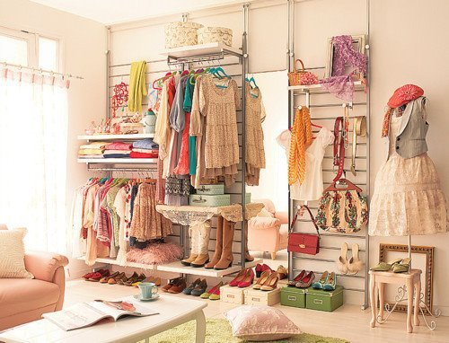 beautiful, closet, clothes, cool, dress