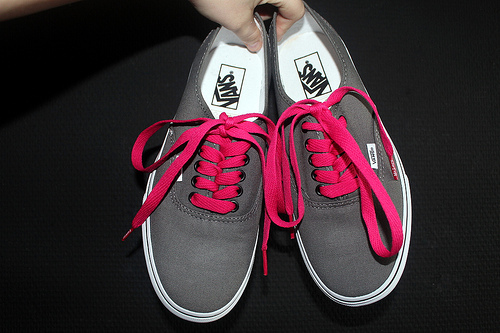 beautiful, cool, fashion, pink, shoes, style, vans