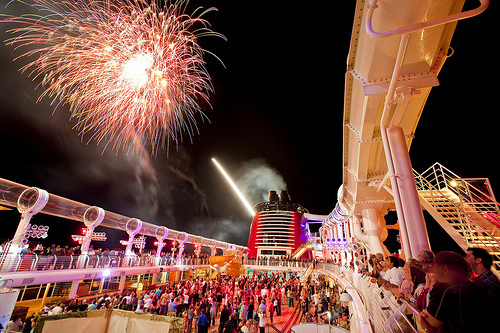 beautiful, cruise, cute, disney, firework