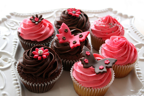 beautiful, cupcakes, cute, food, photography