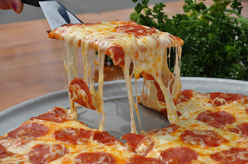 beautiful, cute, delicious, food, orange, photo, photograph, photography, pizza, want, yellow