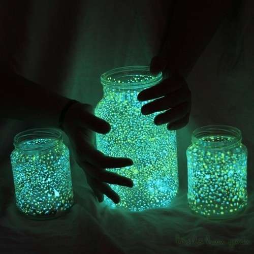 beautiful, dark, enchanting, girl, glow, gorgeous, green, jar, lights, magic, magical, pretty