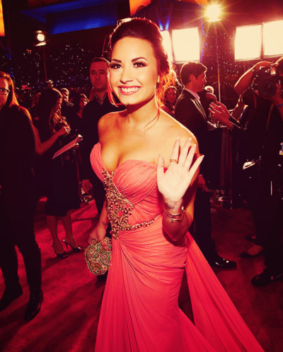 beautiful, demi lovato, eyes, faith, girl, lights, love is louder, makeup, photography, pink, stay strong, stunning