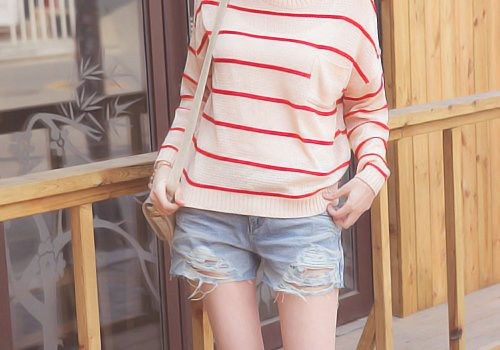 beautiful, fashion, girl, jeans, kfashion, korean fashion, photography, pretty, ripped, shorts, style, ulzzang