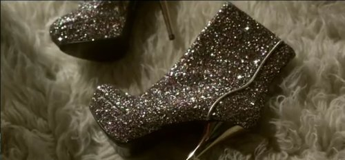 beautiful, clip cher lloyd, fashion, glitter, heels, high heels, photography, pretty, shiny, shoes, sparkle