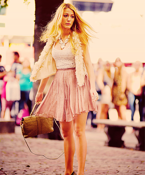 beauty, blonde, girl, gossip girl, serena van der woodsen