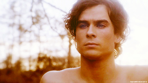 beauty, boy, damon, damon salvatore, flashback, ian somerhalder, the vampire diaries, tvd
