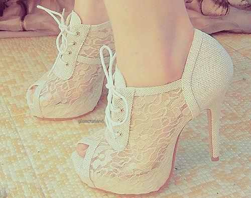 beauty, shoes, style, sweet