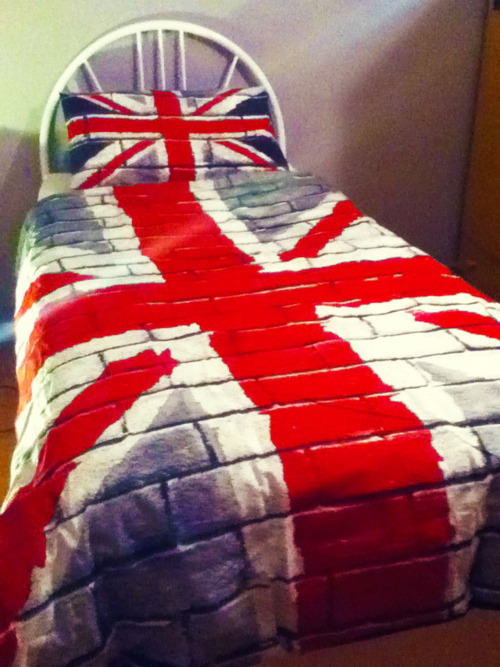 bed, bedding, cute, duvet, england, girly, jack, london, pillow, pretty, union