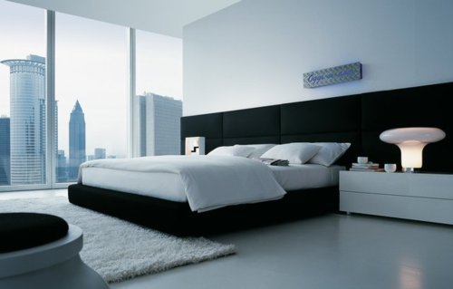 bed, bedroom, home, house, interior