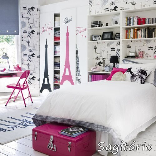 bed, chair, cute, modern, paris
