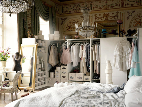 bedroom, boudoir, classical, division, dreamy, frou frou, full, home, ikea, old and new, pretty, romantic, shabby chic, vintage