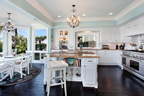 big, design, interior, kitch, kitchen