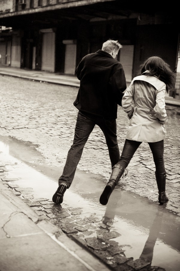 black and white, boots, couple, girl and boy, hair