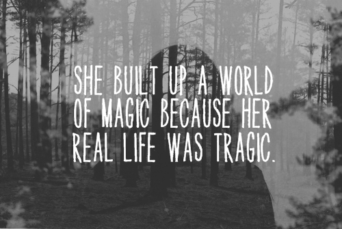 black and white, girl, magic, paramore, sad