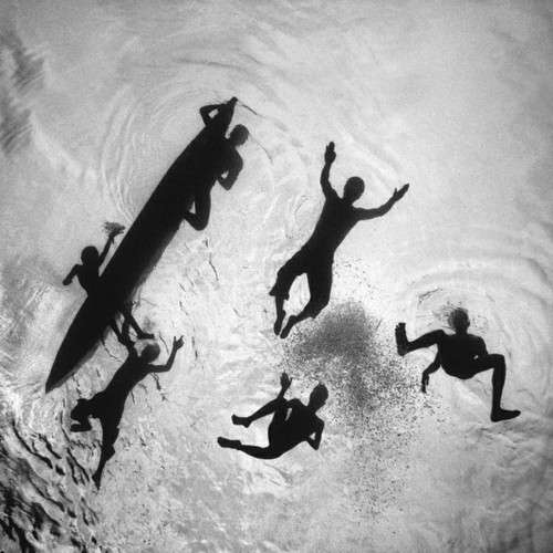 black and white, photography, surfing, water