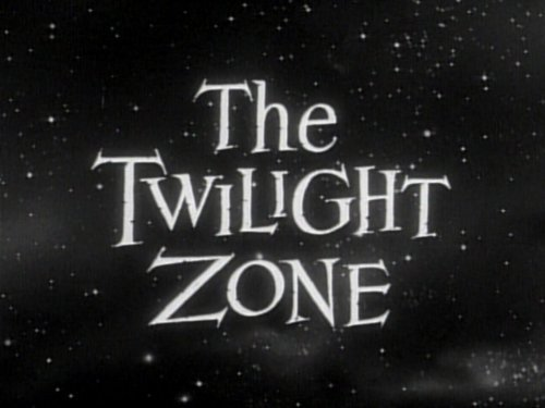 black and white, the twilight zone, twilight zone, vintage