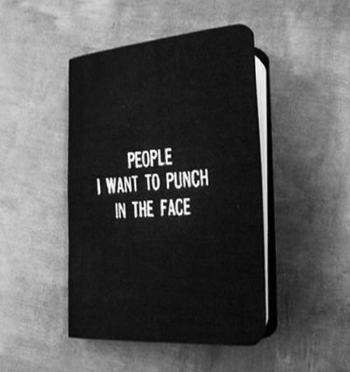 black, book, face, funny, mean