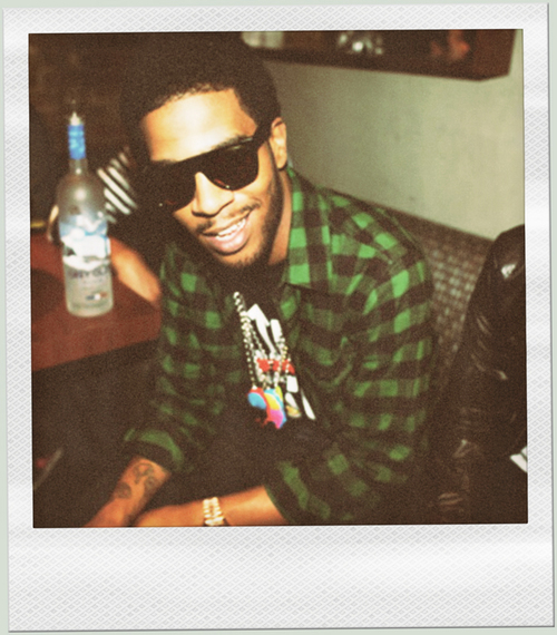 black, cudi, cute, kid cudi, polaroid, pursuit of happiness, rapper, sunglasses, vintage