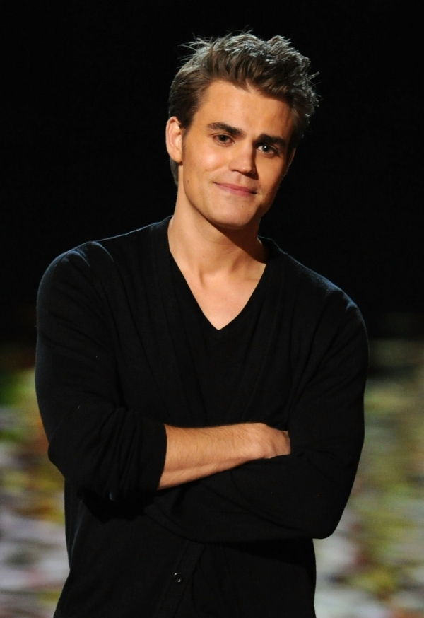 black, green eyes, hot, paul wesley, salvatore, sexy, the vampire diaries, vampire
