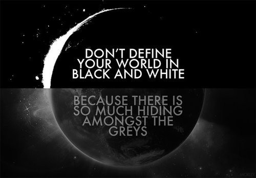 black, life, quotes, white