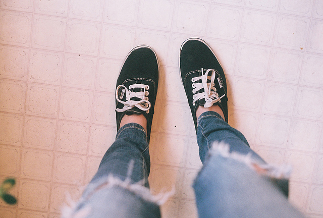 black, love, shoes, vans, vans shoes