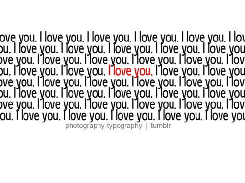black text, i love you, love, red, text