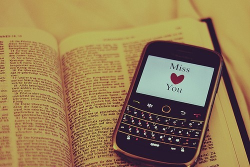 blackberry, love, miss you