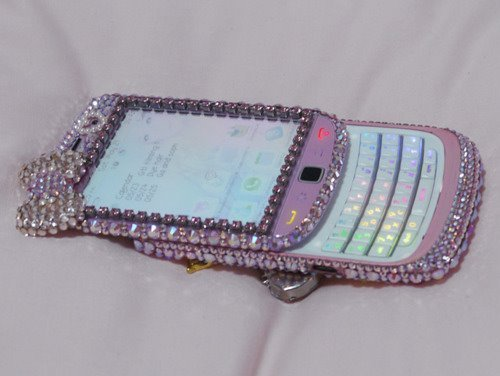 blackberry torch, bling, bling bling, chanel, cute