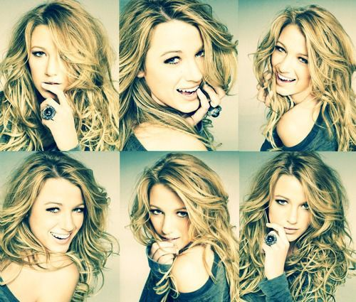 blake lively, cute, fashion, girl, hair