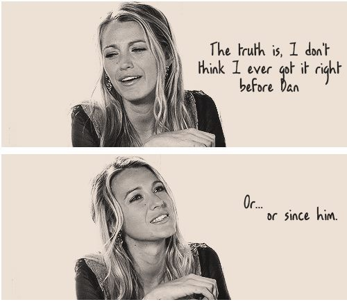 Blake Lively Gossip Girl Quotes