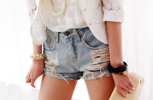 blazer, bracelets, denim, fashion, girly