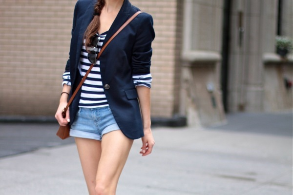 blazer, fashion, nyc, outfit, street style