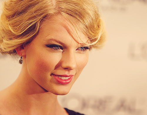 blond, cute, flawless, girl, glitter