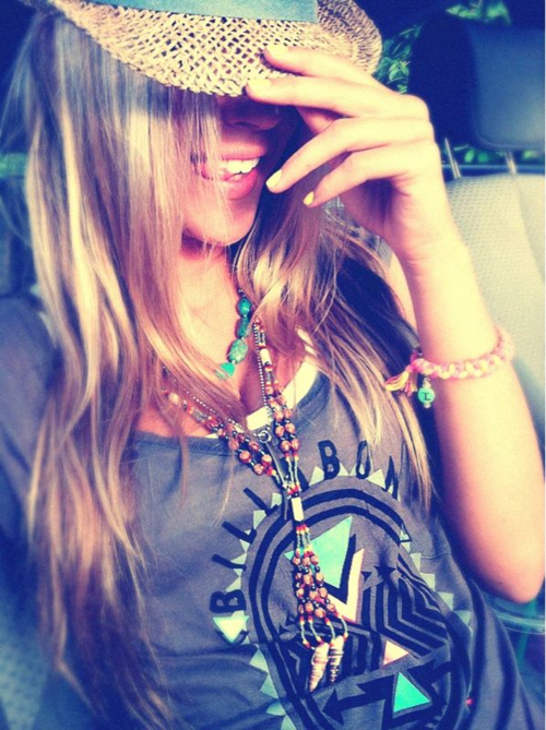 blonde, bracelet, cute, fun, funny, gorgeous, hipster, summer