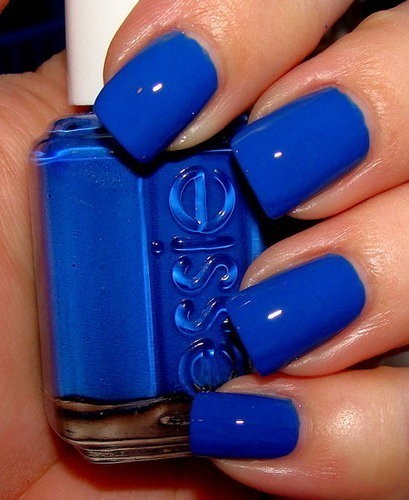 blue, blue nails, fashion, hand, nails, sexy
