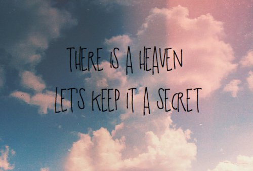 bmth, bring me the horizon, clouds, lomo, lyrics, sky, text, vintage